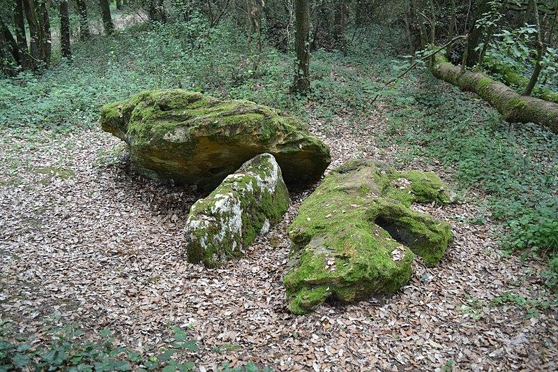 La pierre levée