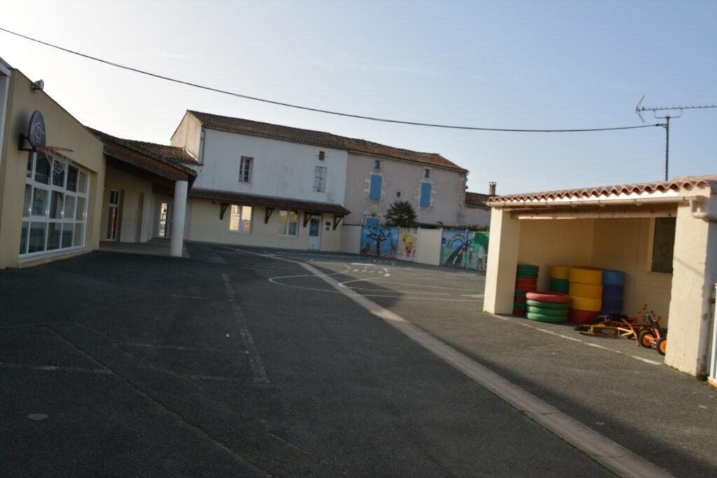Ecole de Sablonceaux