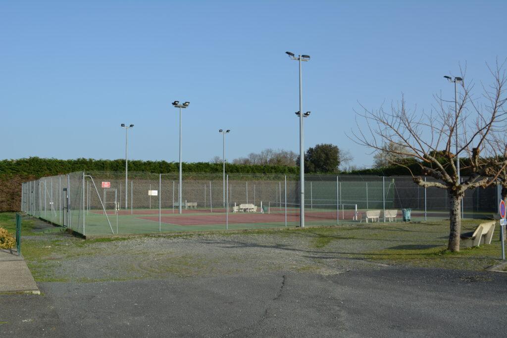 Tennis Sablonceaux