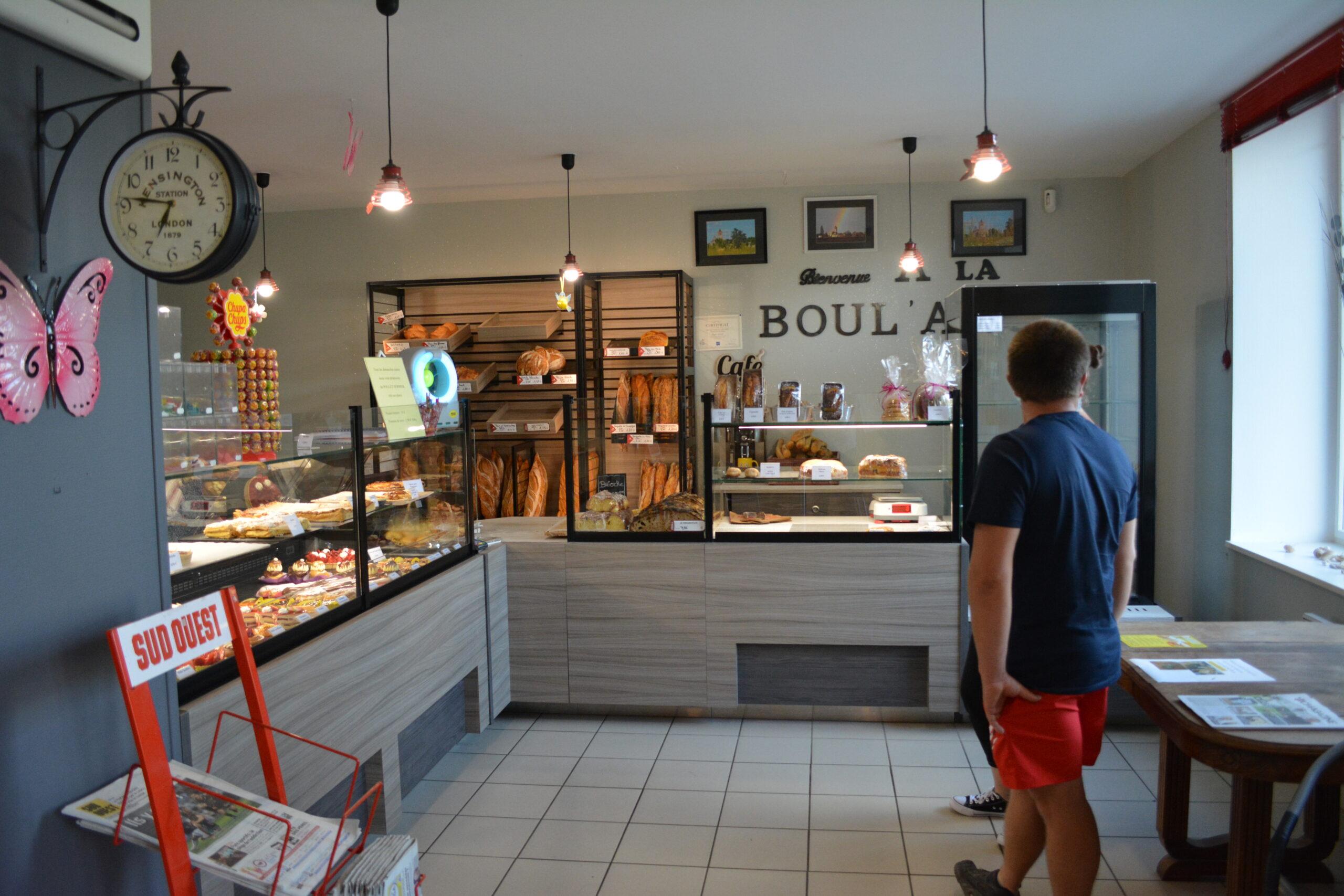 Boulangerie de Sablonceaux