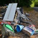dépôt d'ordures