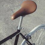 Bicycle Bike Saddle Brown Leather  - milivigerova / Pixabay