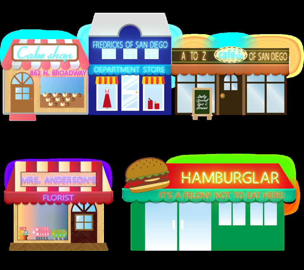 Commerces – Entreprises