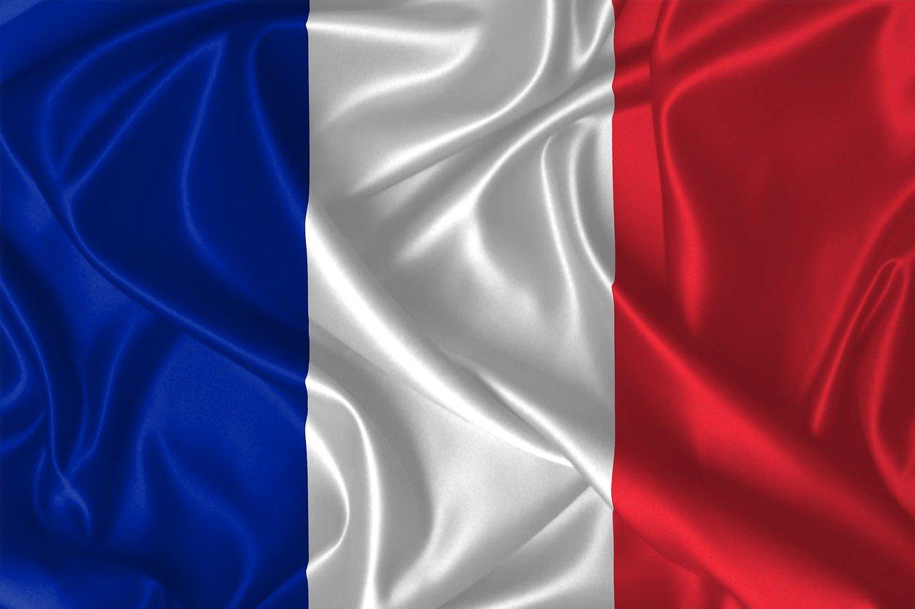 Flag France Symbol Flag Of France  - DavidRockDesign / Pixabay